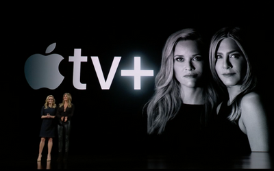 Is Apple TV Buying Older Shows to Take on Netflix and Amazon?